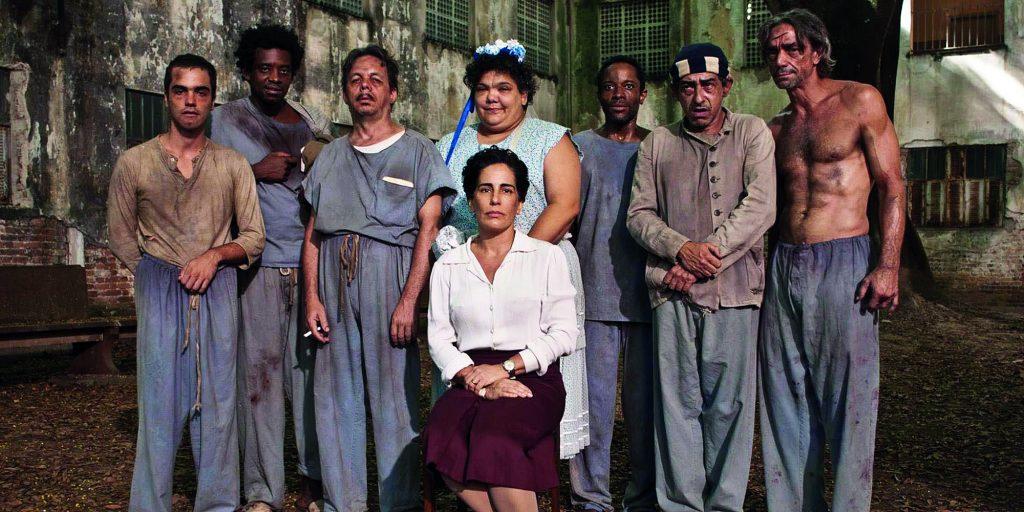 Elenco do brasileiro Nise, o Coração da Loucura, que ganhou o prêmio de melhor filme